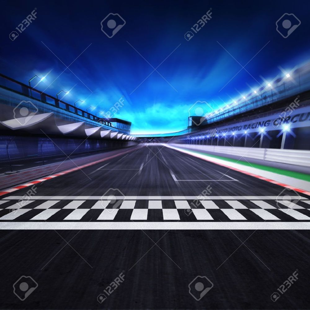 47214938-finish-line-on-the-racetrack-in-motion-blur-with-stadium-and-spotlights-racing-sport-digital-backgro